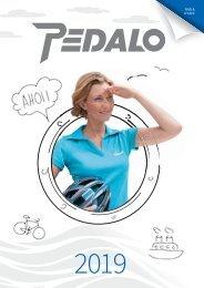 PEDALO Rad & Schiff-Katalog 2019