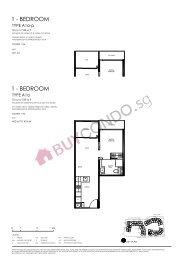 Daintree Residence Floorplans