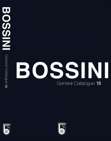 Bossini - Cristina - Catálogo - 2018 - General