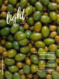 LIGHT! 003 | Photonics revolutionise the food industry