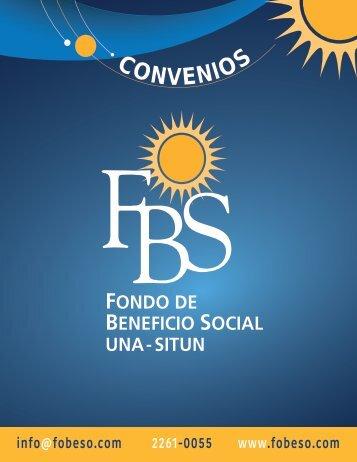 FBS Catalogo Convenios 2019