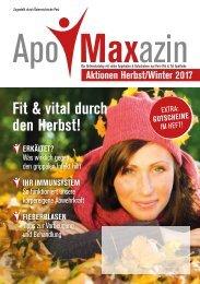 ApoMaxazin 02 Herbst/Winter 2017