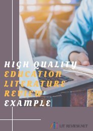 high-quality-education-literature-review-example