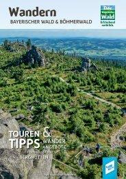 Wandermagazin Bayerischer Wald 2019