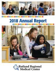 RRMC Annual Report 2018