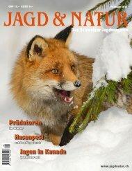 Jagd & Natur Ausgabe Februar 2019 | Vorschau