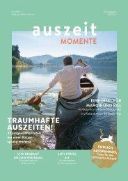 Auszeit Momente Ausgabe Rhein Main 2019
