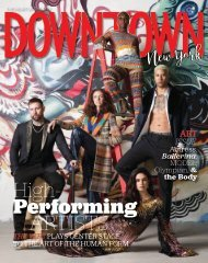 Downtown Magazine Fall 2018 Issue