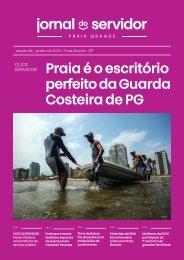 Jornal do Servidor - Praia Grande | Ed. 8 | Janeiro 2019