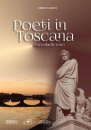 Poeti in Toscana 2018
