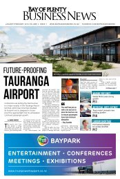Bay of Plenty Business News January/February 2019