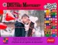 Descubre Monterrey Edición 91 Enero-Febrero  2019 WEB