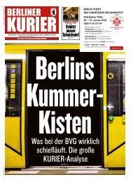 Berliner Kurier 23.01.2019