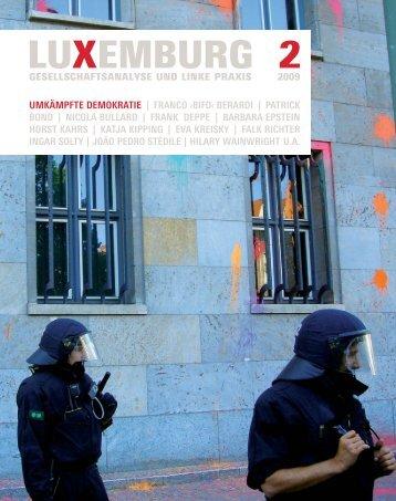 KäMPfe - Zeitschrift Luxemburg