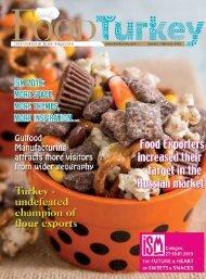 Food Turkey International Food Magazine January 2019
