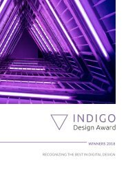 Indigo Design Award Winners Book 2018