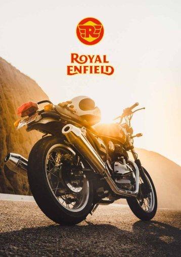Royal Enfield 2019 deutschsprachig