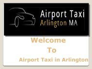 Reliable Arlington airport shuttle