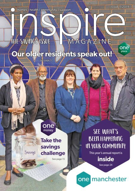 Inspire Magazine - Issue 1, 2019