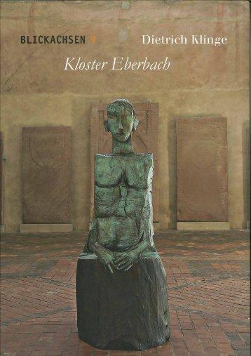 Dietrich Klinge - Kloster Eberbach