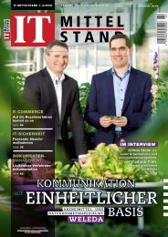IT-MITTELSTAND 01/2016