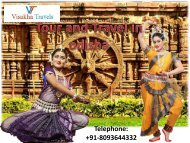 Make Memorable Your Tour and Travel in Odisha with Visakha Travels