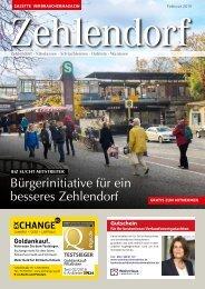 Gazette Zehlendorf Februar 2019