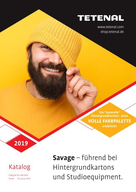 Savage Katalog