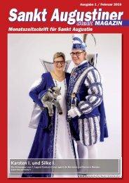 Sankt Augustiner Stadt-Magazin - Januar 2019