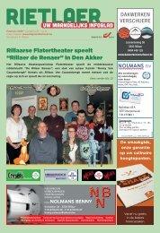 1905 Rietlaer - 31 januari 2019 - week 05-LR
