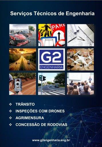 Apresentação Oficial G2 ENGENHARIA