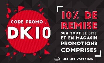 Code promo-DK10