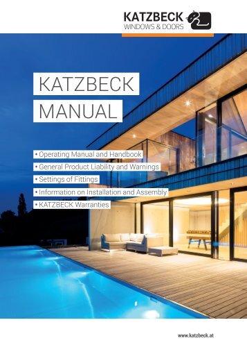 Katzbeck-Manual