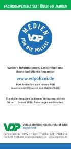 Verlagsverzeichnis VDP 2019 - Page 2