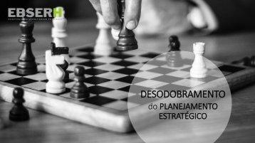 Book Desdobramento do Planejamento Estratégico