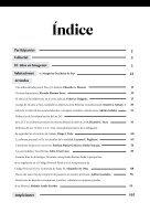 Revista El Foro - 10 años - Page 3