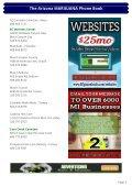 Arizona MARIUANA Phone Book - Page 6