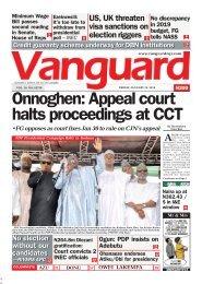 25012019 - Onnoghen: Appeal court halts proceedings at CCT