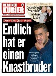 Berliner Kurier 24.01.2019