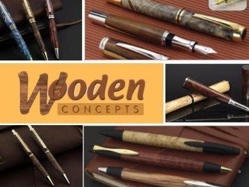 Buy Wooden Pens