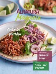 Alnatura Magazin Februar 2019