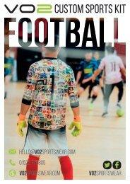 VO2 Football Catalogue 2019