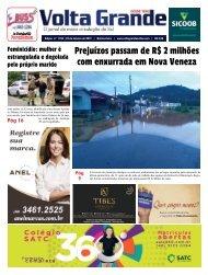 Jornal Volta Grande | Edição 1150 Forq/Veneza