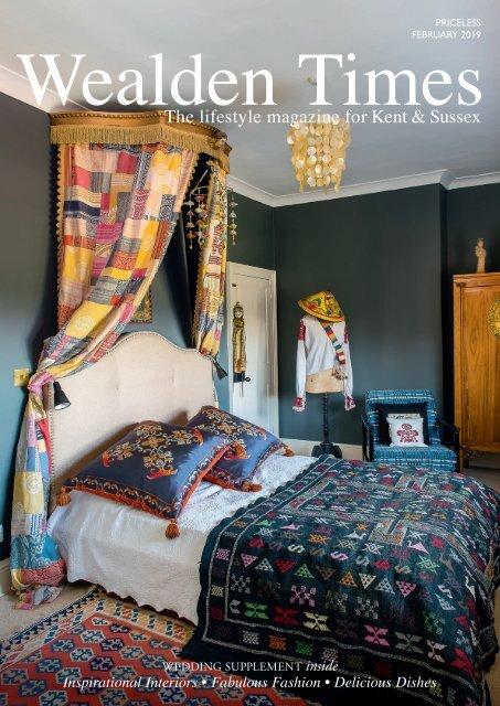 Eastbourne Teal Tan American Living King Comforter Set
