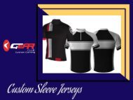 Get the Best Deals on Custom Sleeve Jerseys