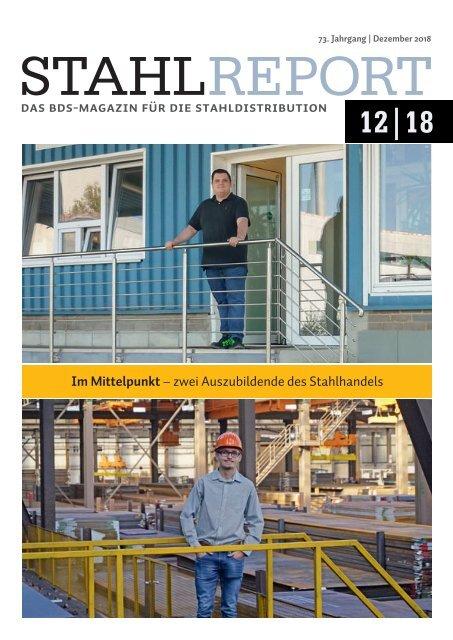 Stahlreport 2018.12