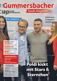 Gummersbacher Stadtmagazin Februar 2019