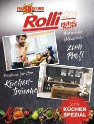 Küchen-Spezial 2019 - Rolli-SB Möbelmarkt, 65604 Elz / Limburg