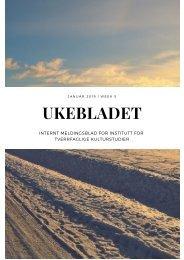 Ukebladet 5