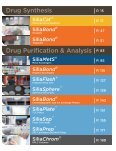 SiliCycle Catalogue Pharmaceutical Industry  - Page 2
